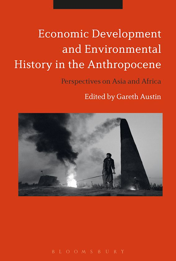 Economic Development and Environmental History in the Anthropocene cover