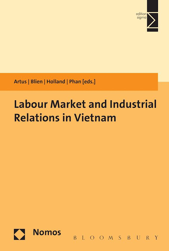 Labour Market and Industrial Relations in Vietnam cover