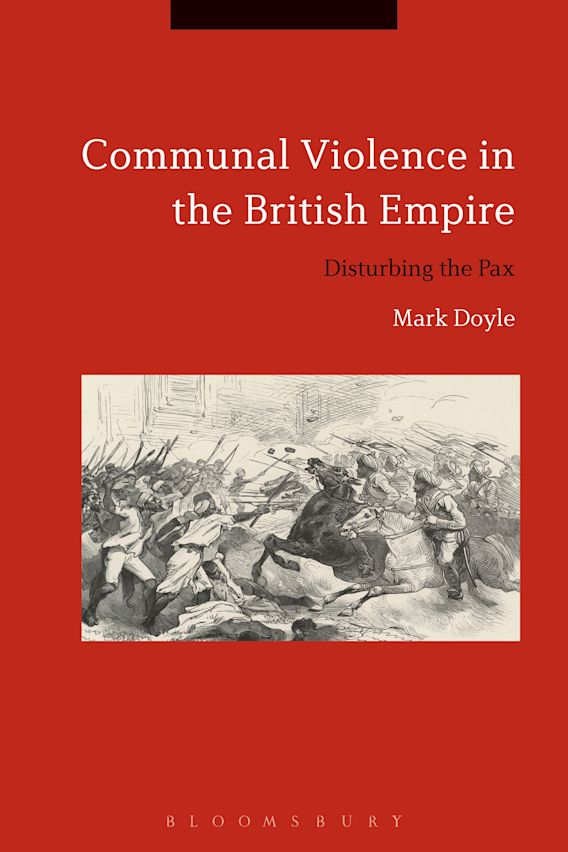Communal Violence in the British Empire cover