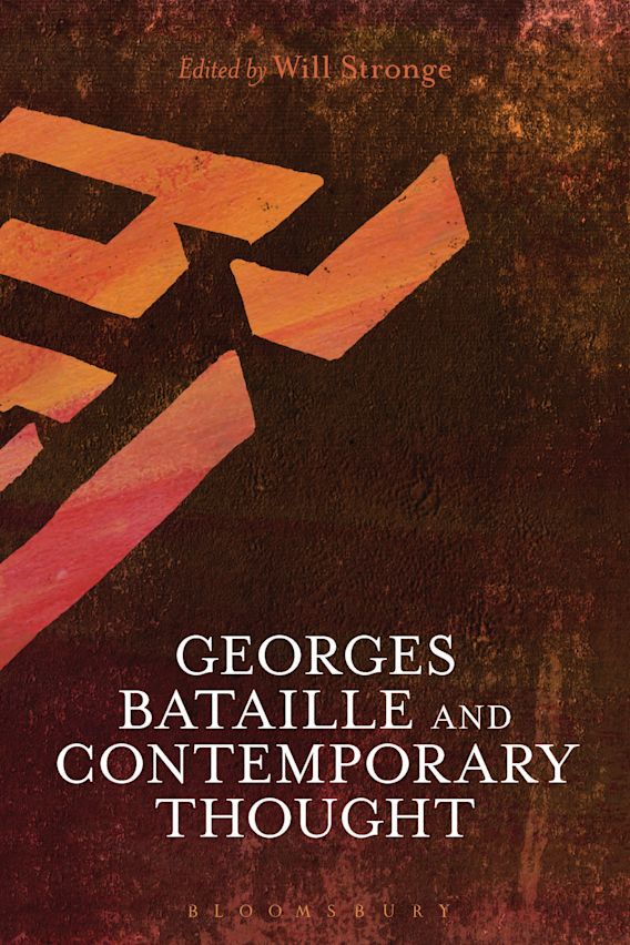 Georges Bataille and Contemporary Thought cover