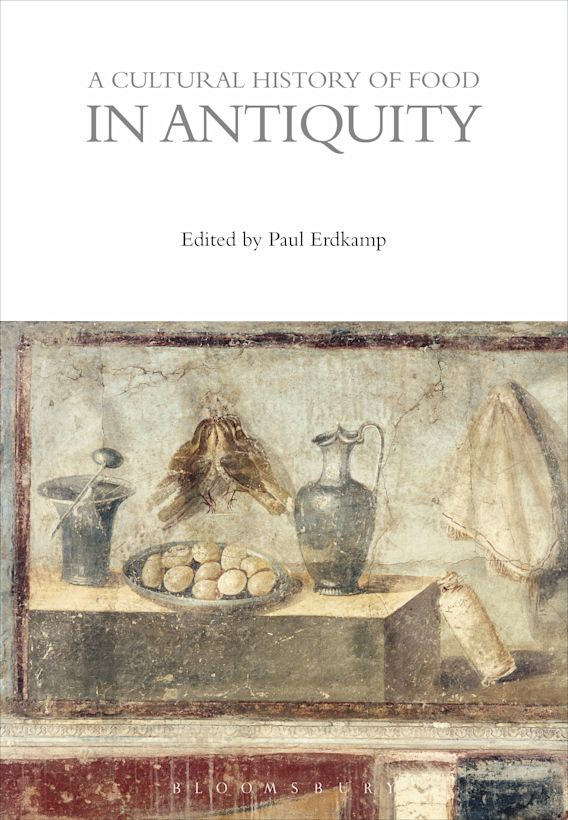 A Cultural History of Food in Antiquity cover