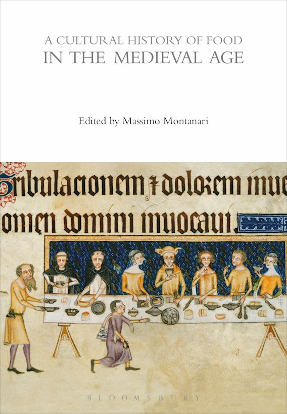 A Cultural History of Food in the Medieval Age cover
