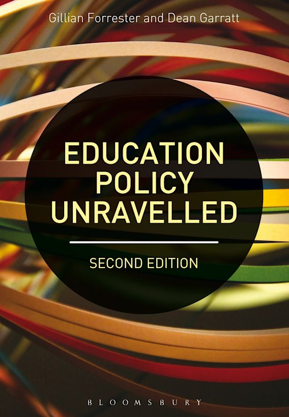 Education Policy Unravelled cover