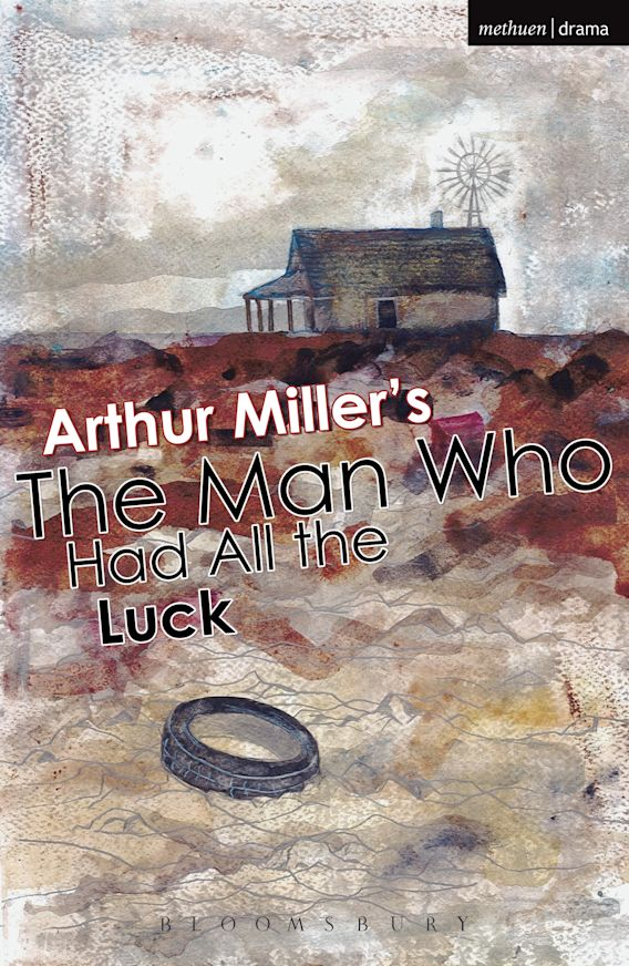 The Man Who Had All The Luck cover