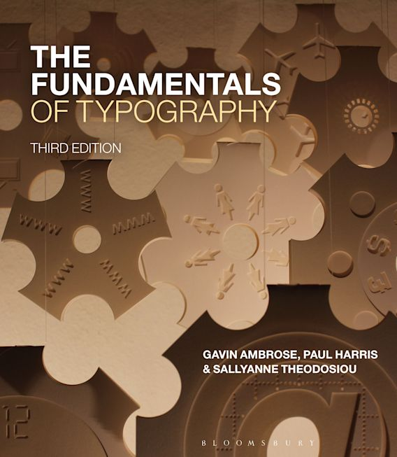 The Fundamentals of Typography cover