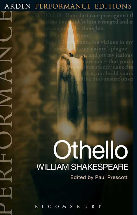 Othello: Arden Performance Editions cover