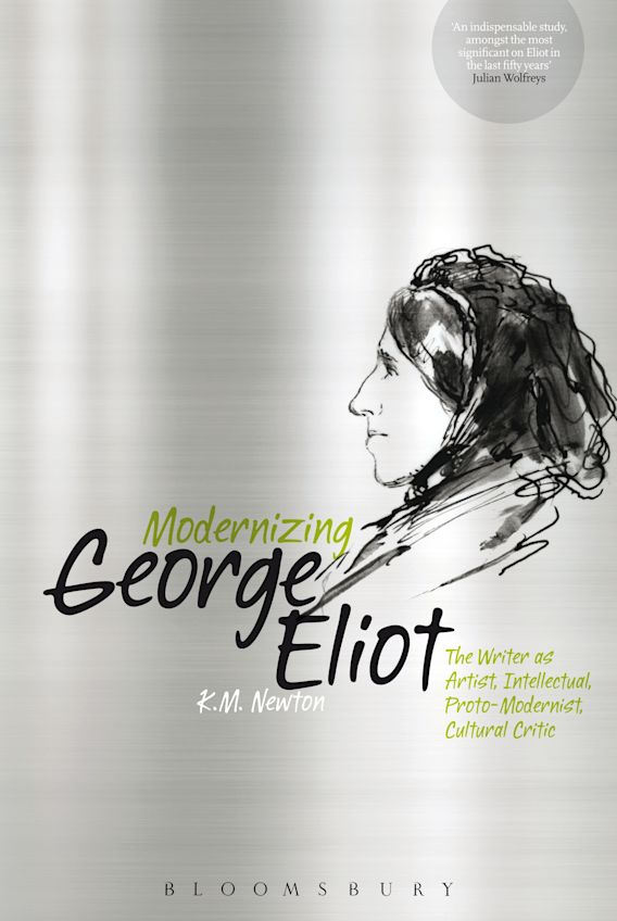 Modernizing George Eliot cover