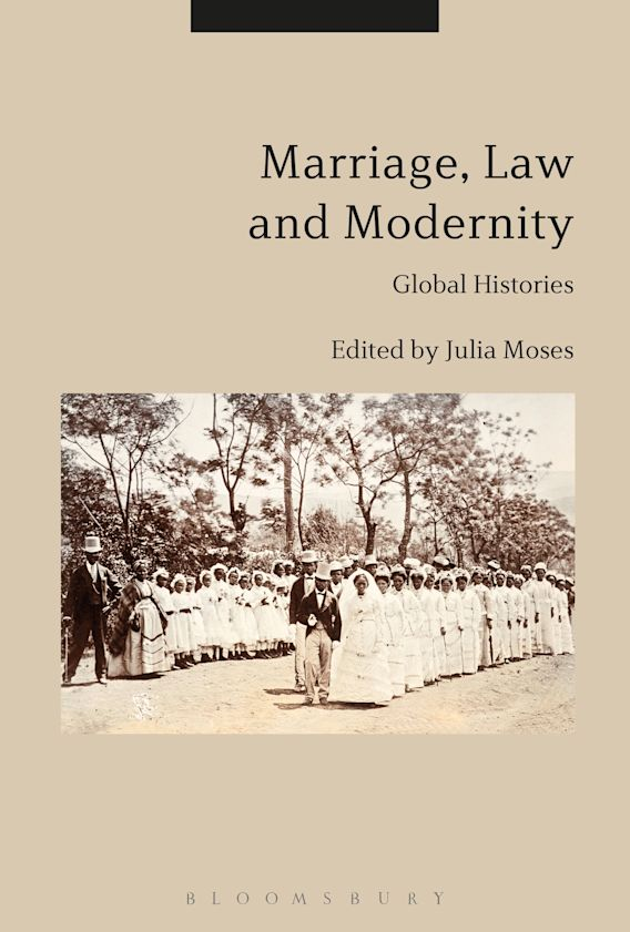 Marriage, Law and Modernity cover
