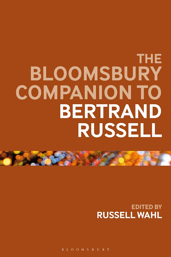 The Bloomsbury Companion to Bertrand Russell cover