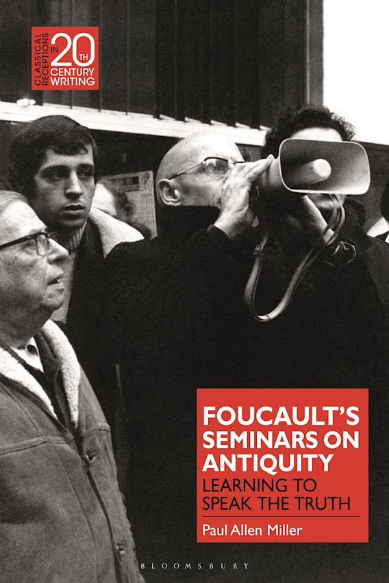 Foucault's Seminars on Antiquity cover