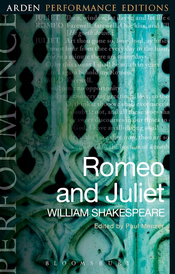 Romeo and Juliet: Arden Performance Editions cover