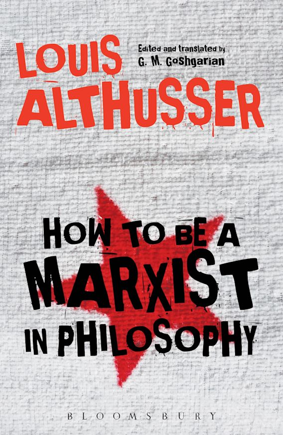 How to Be a Marxist in Philosophy cover