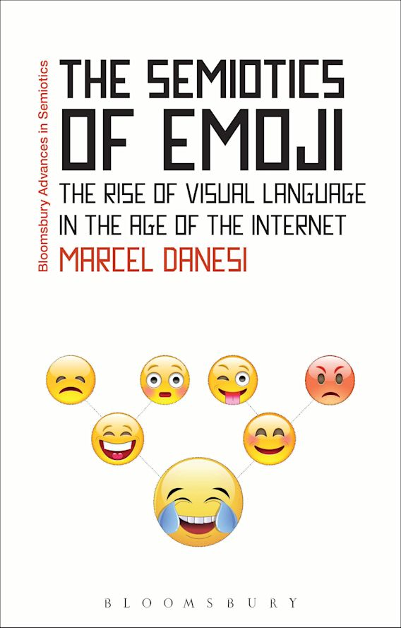 The Semiotics of Emoji cover