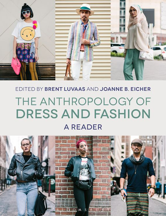 The Anthropology of Dress and Fashion cover