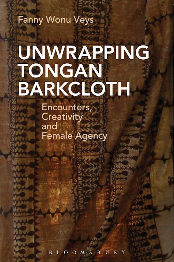 Unwrapping Tongan Barkcloth cover