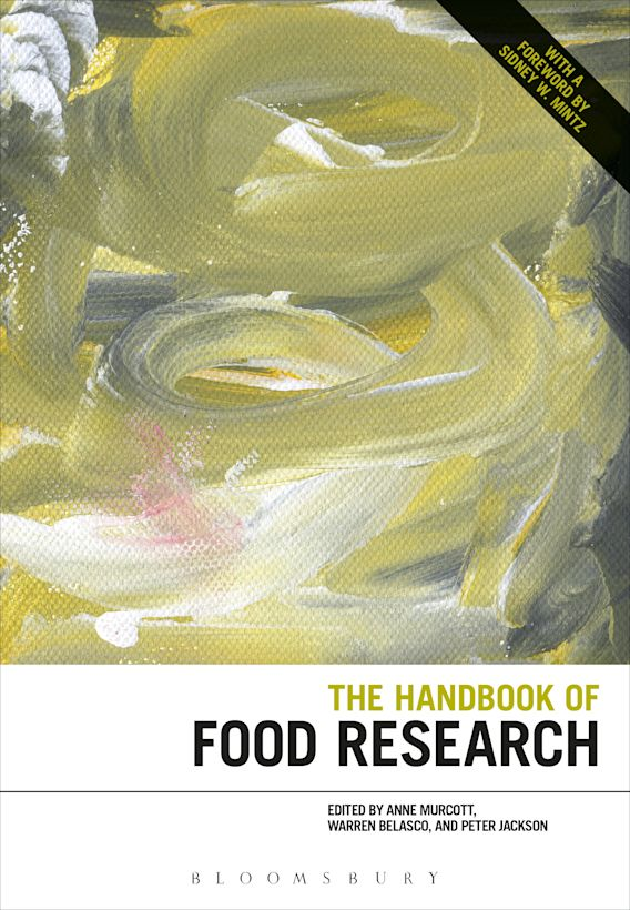 The Handbook of Food Research cover