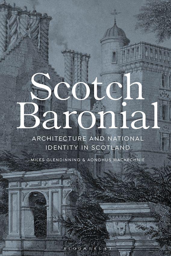 Scotch Baronial cover