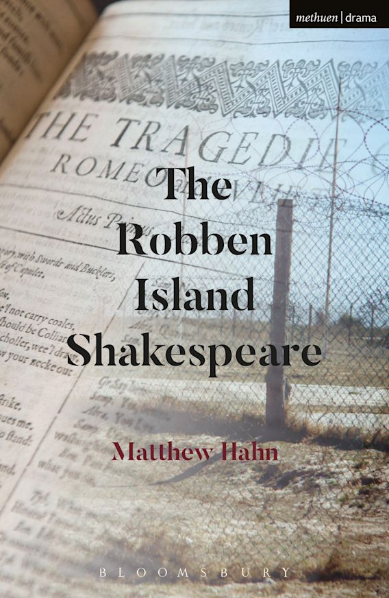 The Robben Island Shakespeare cover