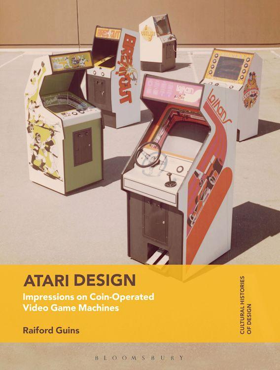 Atari Design cover