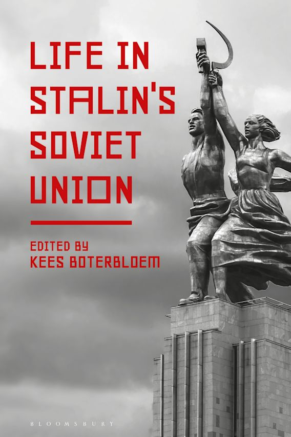 Life in Stalin's Soviet Union cover