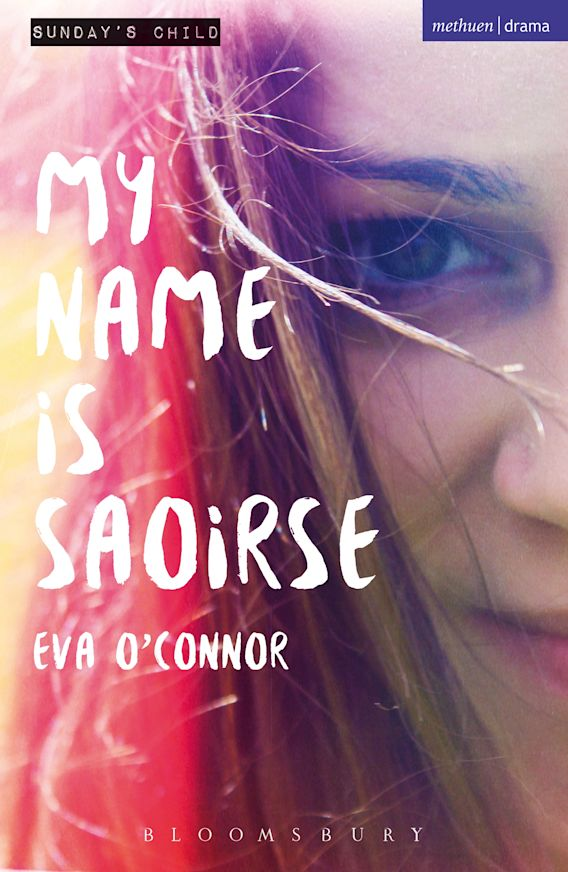 My Name is Saoirse cover