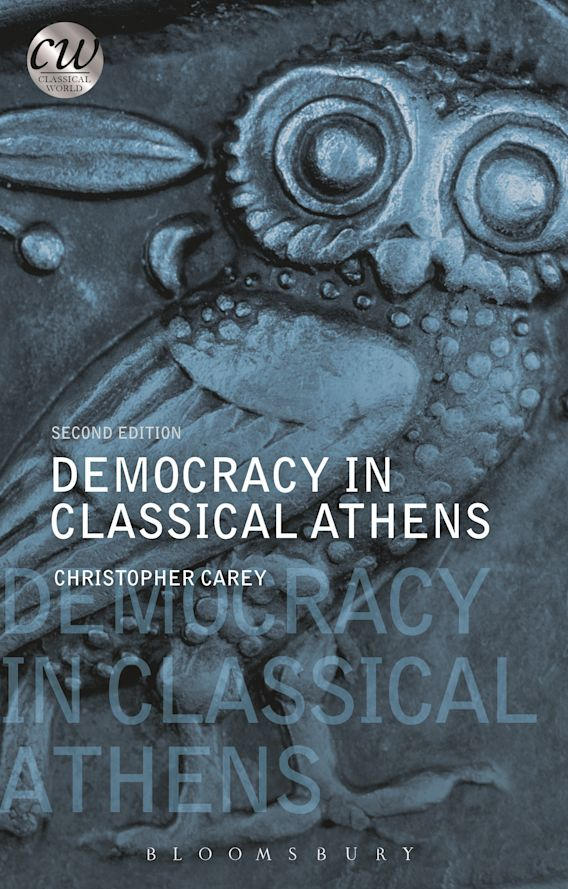 Democracy in Classical Athens cover