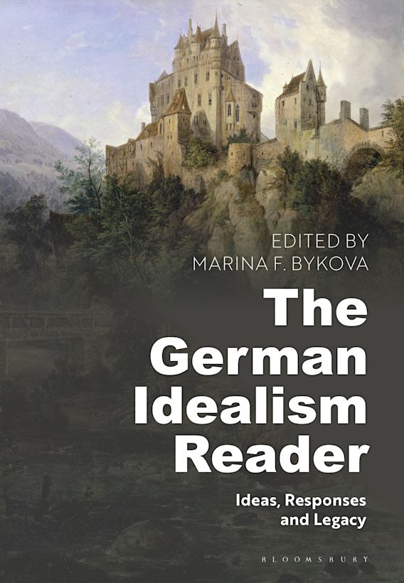 The German Idealism Reader cover