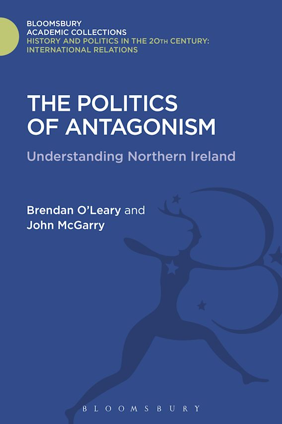 The Politics of Antagonism cover