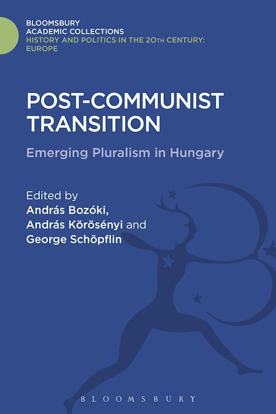 Post-Communist Transition cover