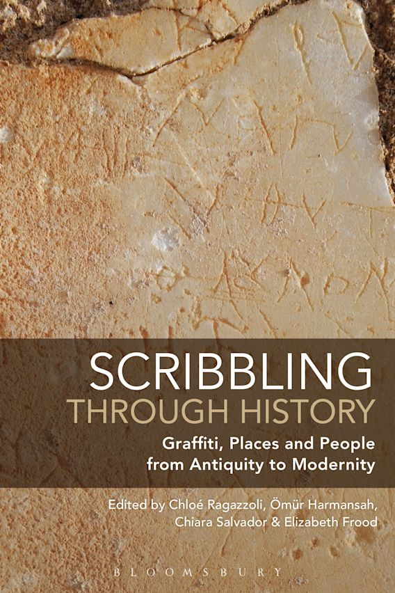 Scribbling through History cover