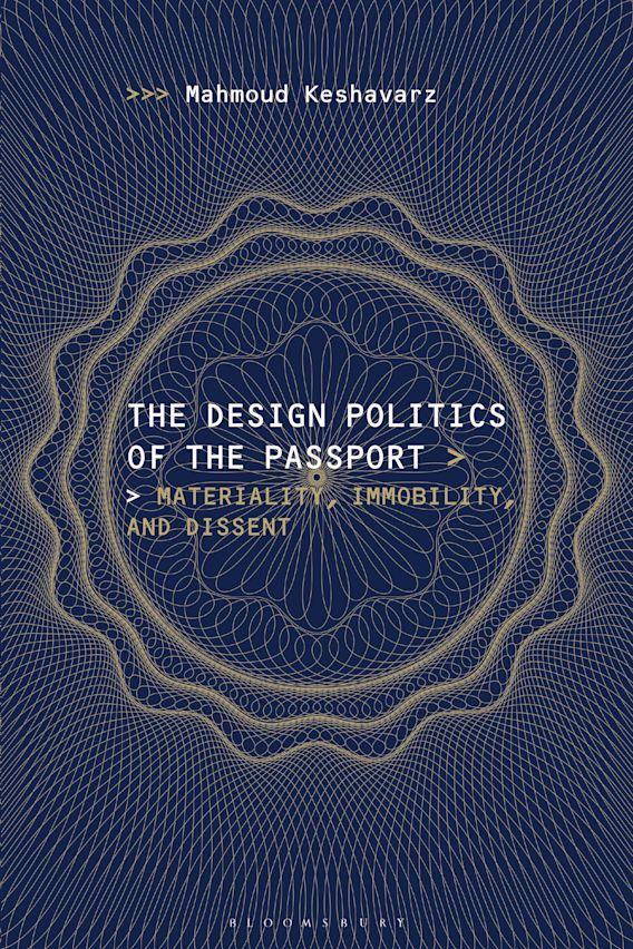 The Design Politics of the Passport cover