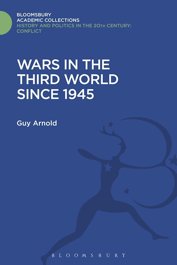Wars in the Third World Since 1945 cover