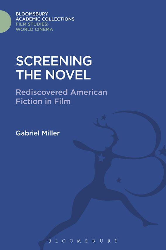 Screening the Novel cover