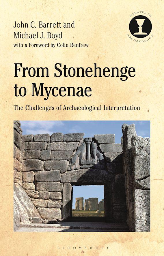 From Stonehenge to Mycenae cover