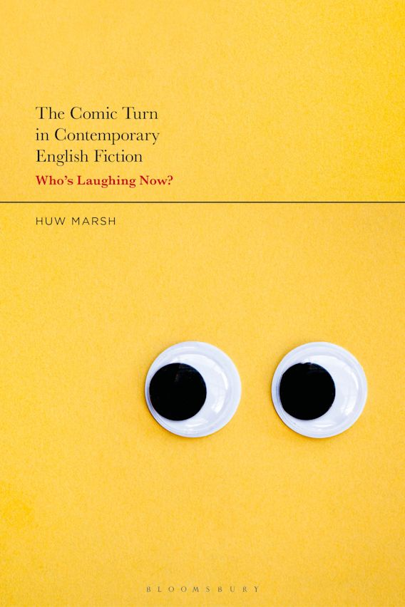 The Comic Turn in Contemporary English Fiction cover