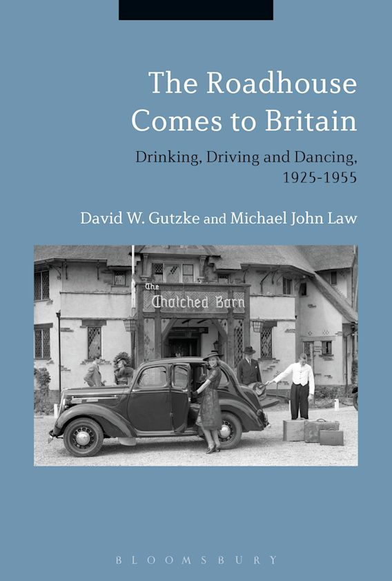 The Roadhouse Comes to Britain cover