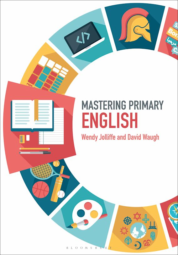 Mastering Primary English cover