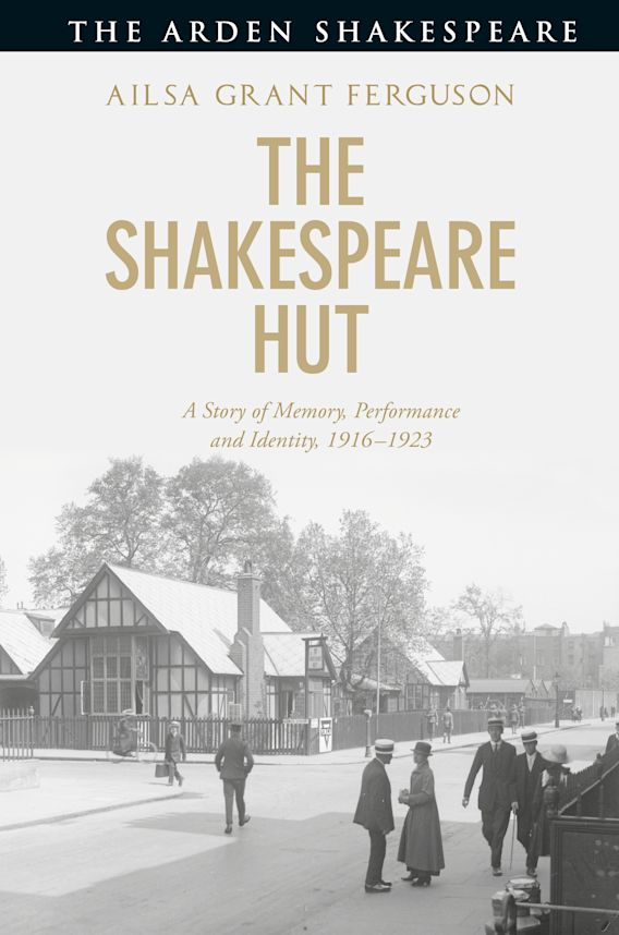 The Shakespeare Hut cover