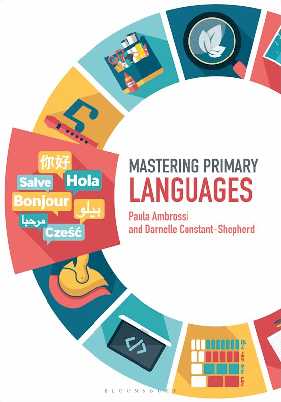 Mastering Primary Languages cover