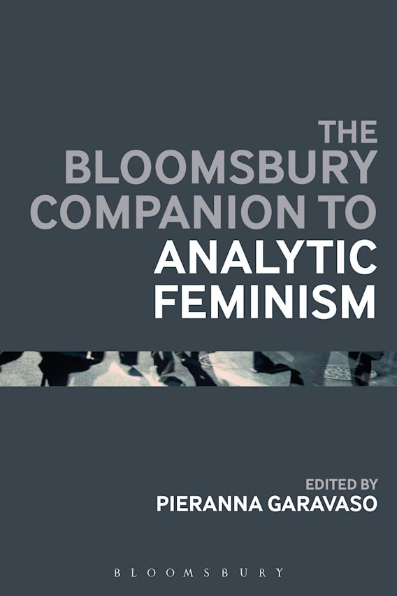 The Bloomsbury Companion to Analytic Feminism cover