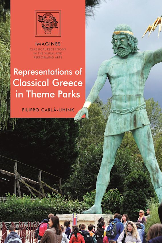 Representations of Classical Greece in Theme Parks cover