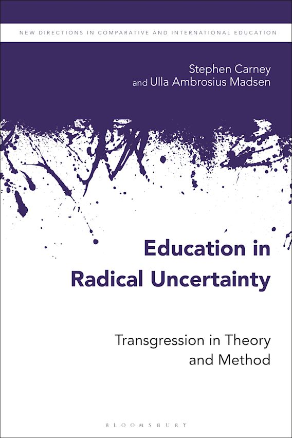 Education in Radical Uncertainty cover