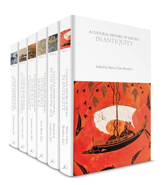 A Cultural History of the Sea cover
