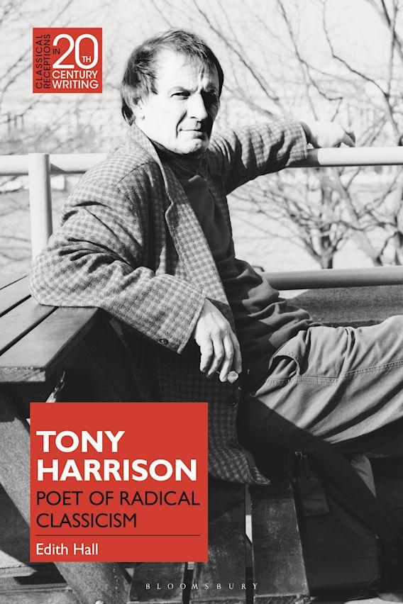 Tony Harrison cover