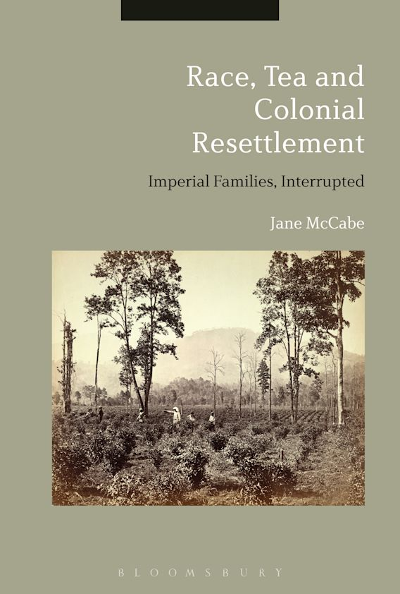 Race, Tea and Colonial Resettlement cover