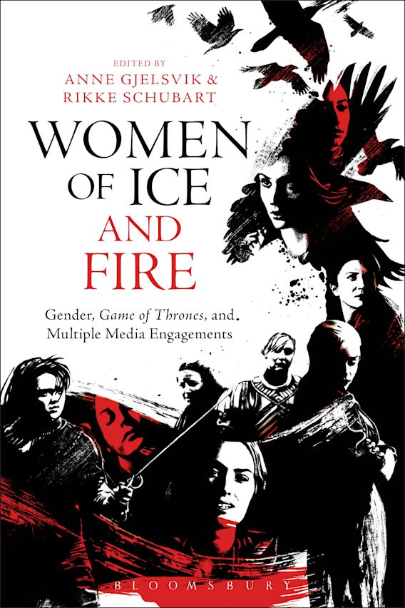 Women of Ice and Fire cover