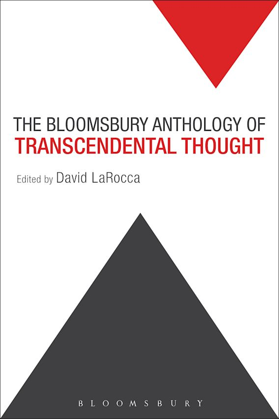 The Bloomsbury Anthology of Transcendental Thought cover