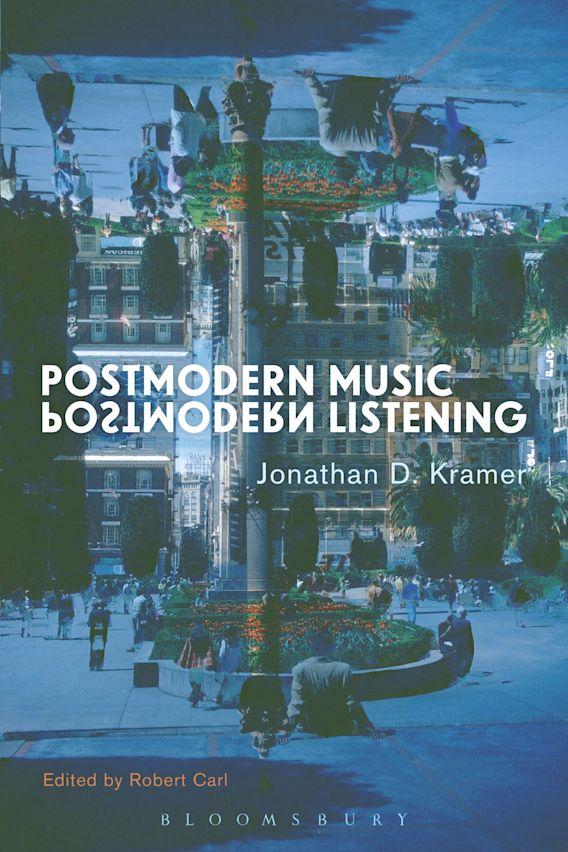 Postmodern Music, Postmodern Listening cover