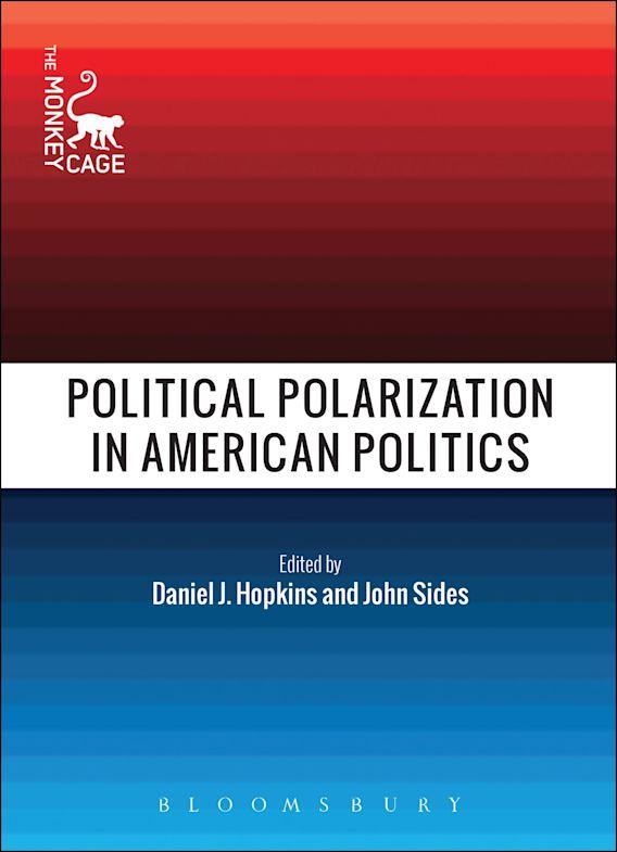 Political Polarization in American Politics cover