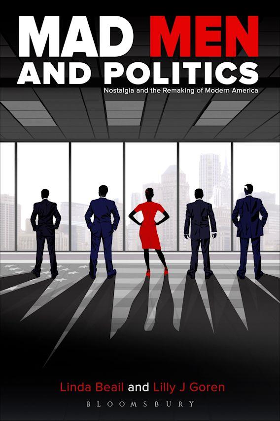 Mad Men and Politics cover